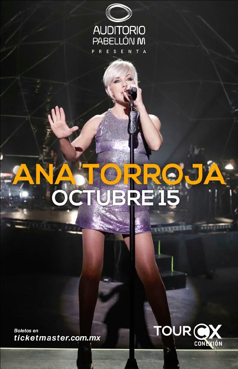 Ana Torroja Auditorio Pabellon M
