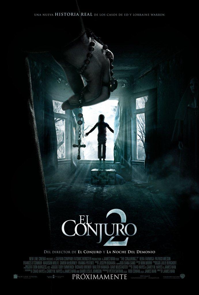 El Conjuro 2 poster