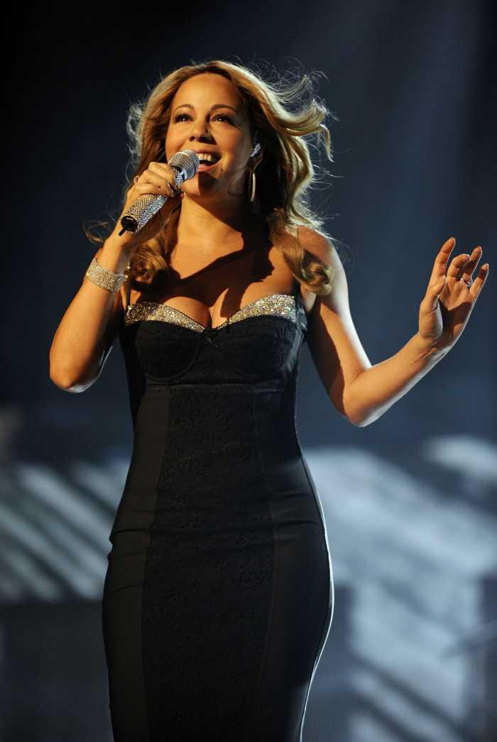 Mariah Carey Arena Ciudad de Mexico