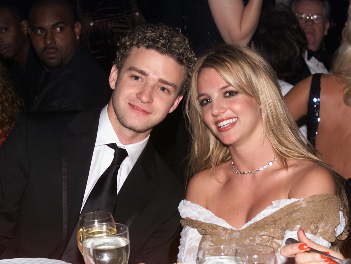Britney Spears-Justin Timberlake