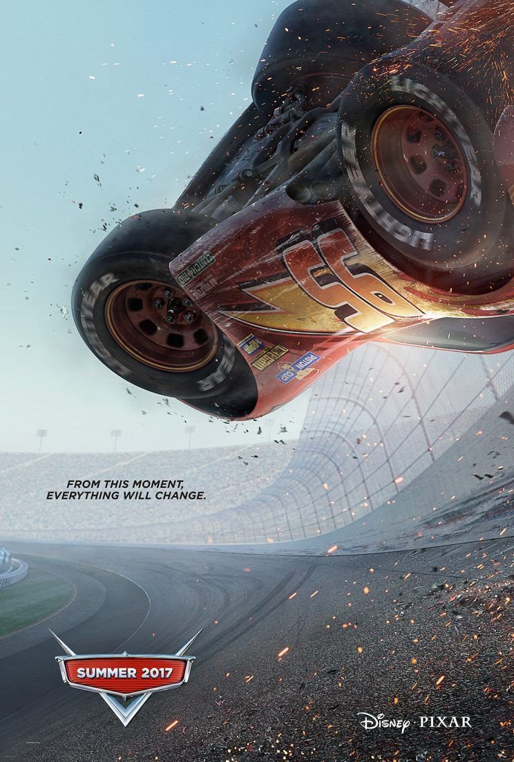 poster Cars 3