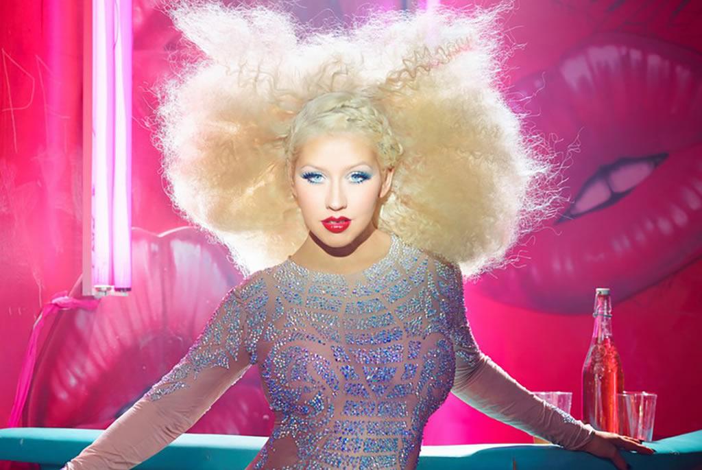 "Christina Aguilera estrena vídeo de ""Telephaty"""