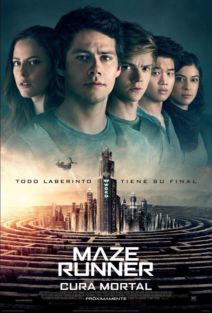 Maze Runner La Cura Mortal