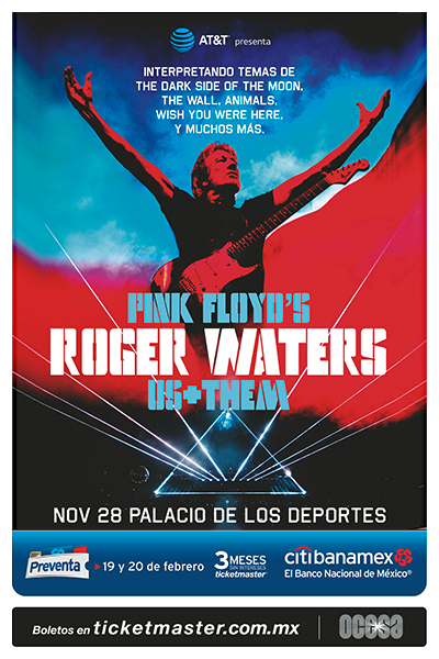 Roger Waters Arena VFG
