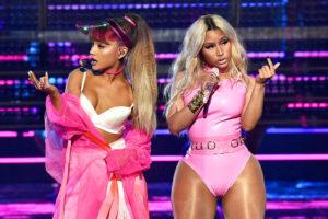 Ariana Grande y Nicki Minaj