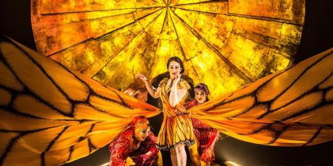 Cirque du Soleil LUZIA Guadalajara