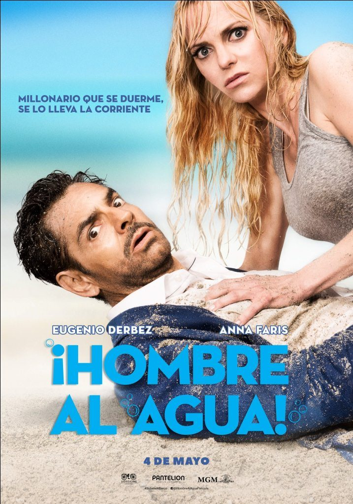 poster Hombre al Agua