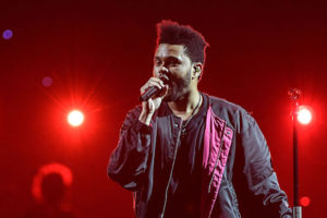 The Weeknd en Mexico