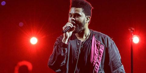 The Weeknd en Mexico