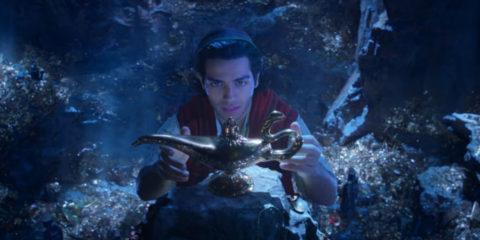 Aladdin nuevo trailer