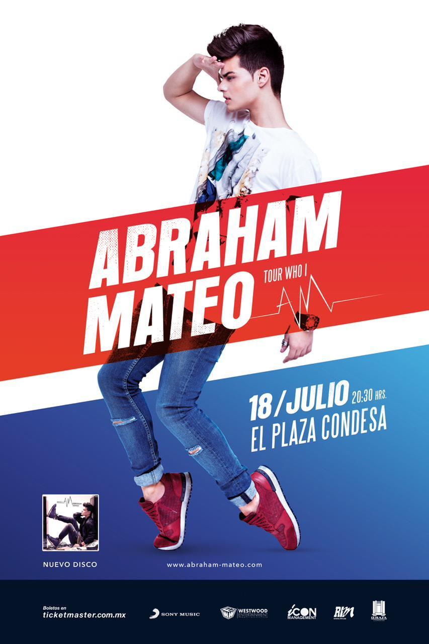 Abraham Mateo Plaza Condesa