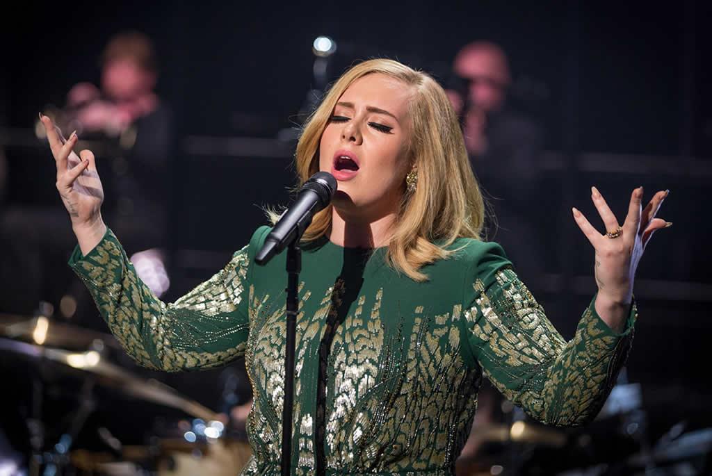 Adele en Mexico