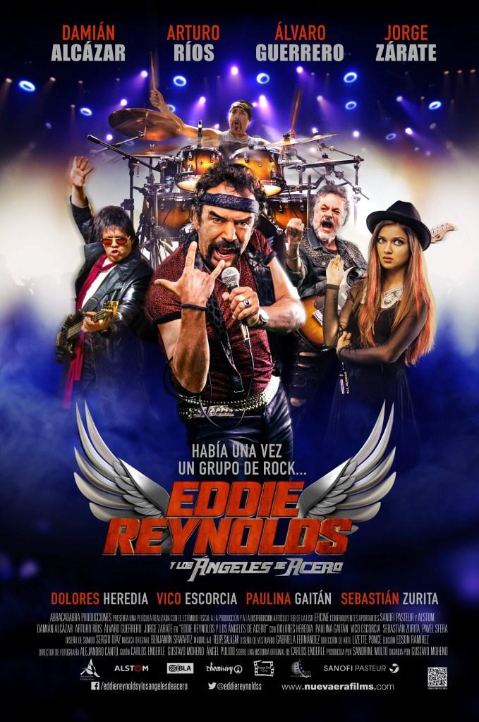 Eddie Reynolds póster