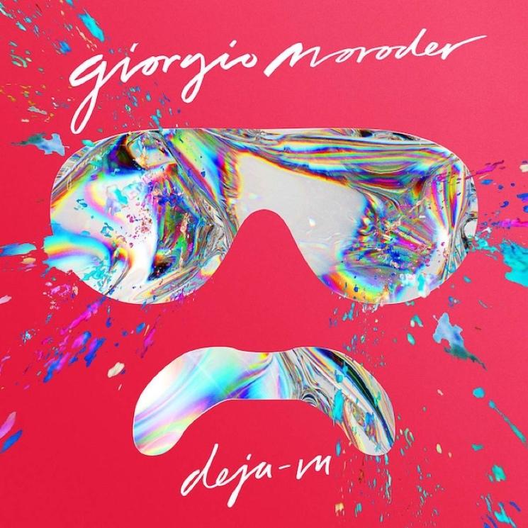 Giorgio Moroder Deja Vu album