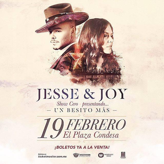 Jesse & Joy Plaza Condesa