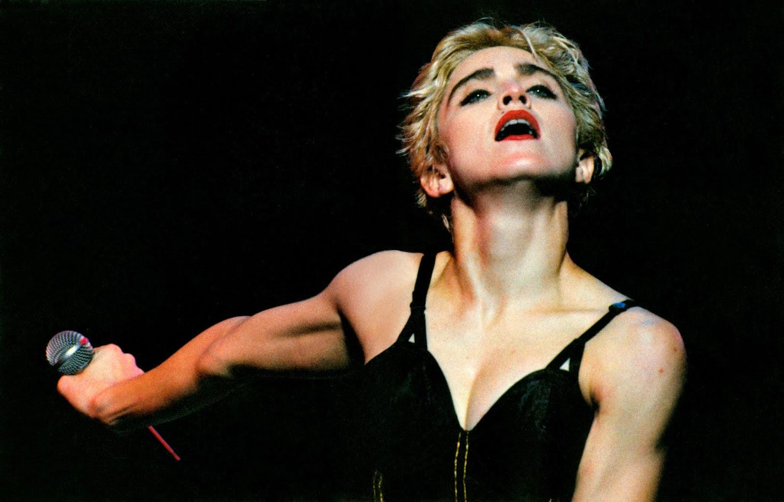 Who's That Girl World Tour Madonna