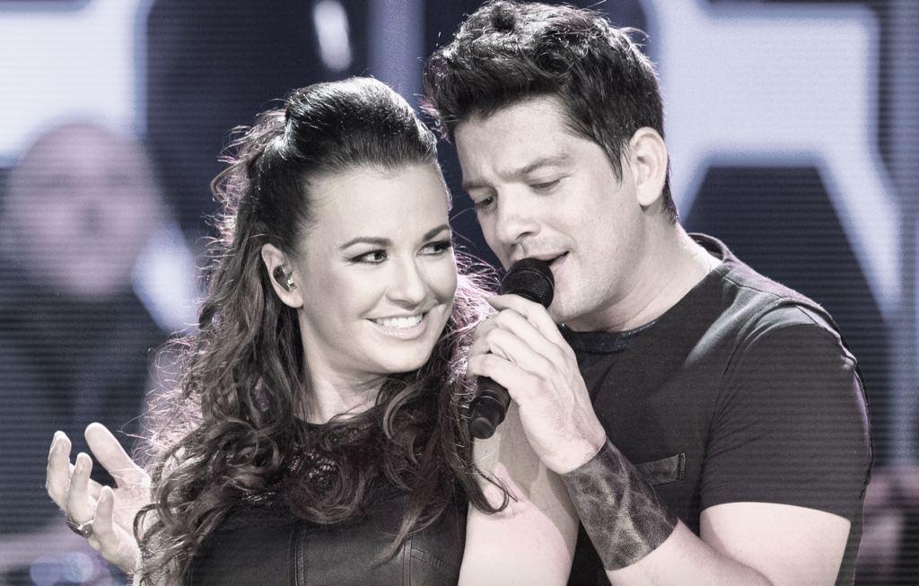 Maria Jose y Yahir