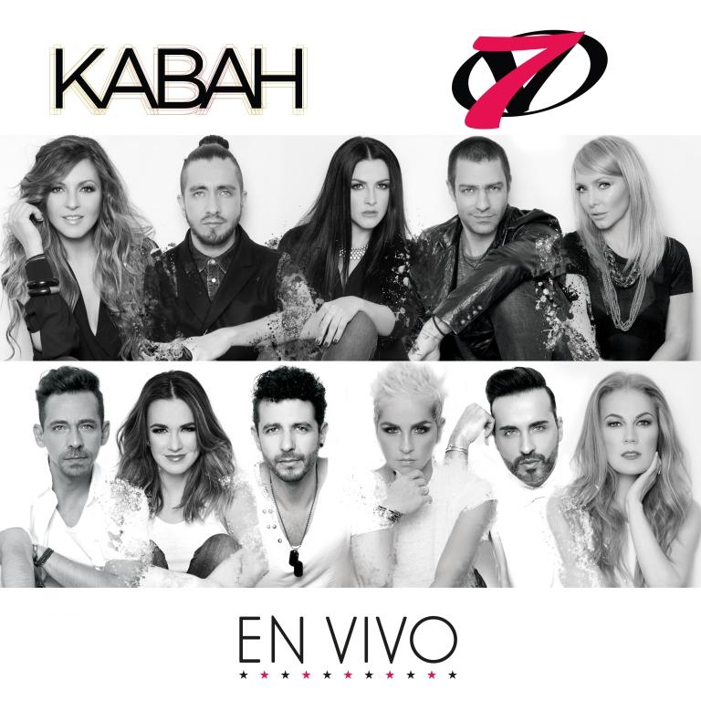 disco OV7 y Kabah En Vivo