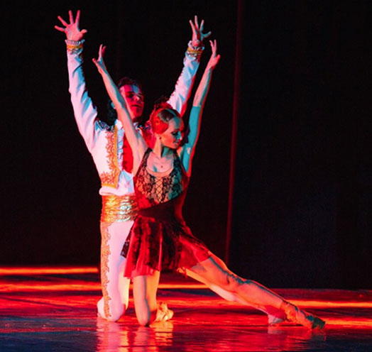 Russian State Ballet Mari El Teatro Diana