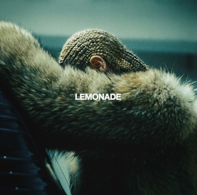 Beyonce Lemonade cover