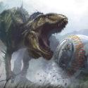 """Revelan póster de """"Jurassic World: Reino Caído"""""""