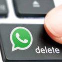¿Cómo borrar los mensajes de WhatsApp?