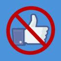 """Prohibido pedir """"Me Gusta"""" en Facebook"""
