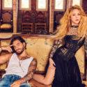 "Shakira y Maluma estrenan ""Clandestino"""